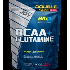 Bigjoy Sports BIG2 Bcaa   Glutamine 1200g
