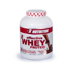 PS Nutrition Effective Whey Protein 2000g