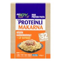 BigJoy Foods Proteinli Makarna 420 Gr 1 Paket