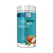 Ketojoy MCT Oil 120 Kapsül