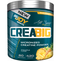 BigJoy Sports CreaBig Powder 420 Gr
