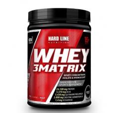 Hardline Whey 3Matrix 454 Gr