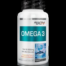 BigJoy Sports Omega 3 100 Kapsül