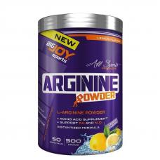 BigJoy Sports Arginine Powder 500 Gr