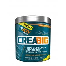 BigJoy Sports CreaBig Micronized Creatine Powder 300 Gr