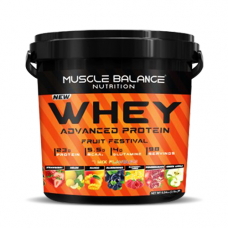 Muscle Balance Whey Advanced Protein 3150 Gr