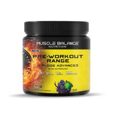 Muscle Balance Pre-Workout Range Xplode 525 Gr