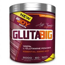 BigJoy Sports GlutaBig Glutamine Powder 300 Gr