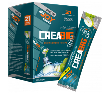 BigJoy Sports CreaBig Go! 21 Drink Paket