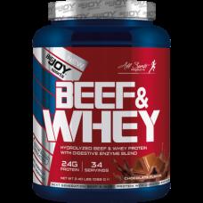 BigJoy Beef&Whey Protein 1088 Gr