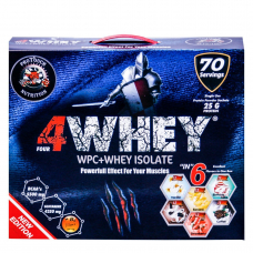 ProTouch 4Whey 2450 Gr 70 Paket Mix
