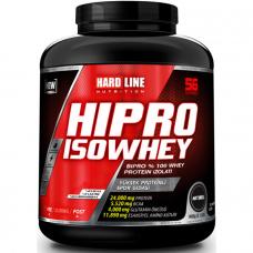 Hardline HIPRO ISOWHEY Naturel 1800 Gr