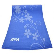 Voit Pilates Yoga Mat Desenli 0.6cm Mavi