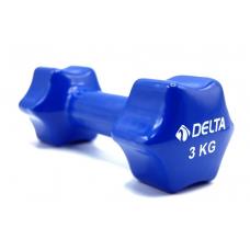 Delta 3 Kg Neopren Dambıl