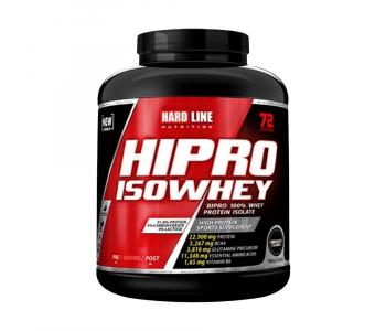 Hardline HIPRO ISOWHEY Protein 1800 Gr