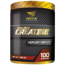 Onyx Pure Micronized Creatine Monohydrate 500 Gr