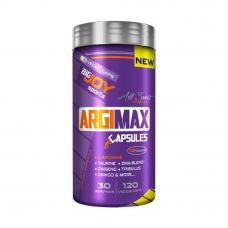 BigJoy Sports Argimax L-Arginine 120 Kapsül