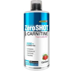 ZeroSHOT L-Carnitine 2000mg Thermo Burn 960 ML