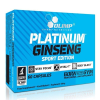 Olimp Platinum Ginseng Sport Edition 60 Kapsül
