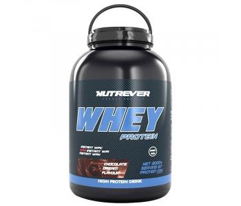 Nutrever Whey Protein 2000 Gr