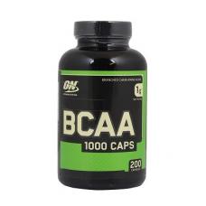 Optimum Nutrition BCAA 1000 Caps 200 Kapsül