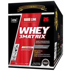 Hardline Whey 3Matrix 30 Gr x 26 Adet 780 Gr