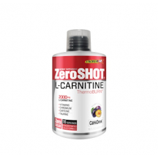 ZeroSHOT L-Carnitine Plum 480 ML