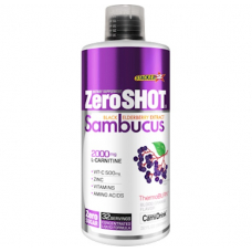 ZeroSHOT L-Carnitine Sambucus Orange 960 ML