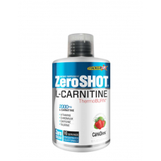 ZeroSHOT L-Carnitine Strawberry 480 ML