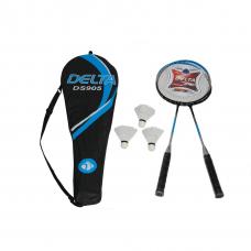Delta Badminton Raket Set