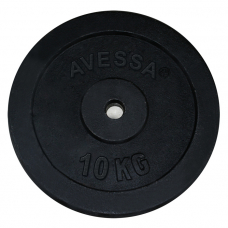 Avessa Siyah Plaka 10 Kg