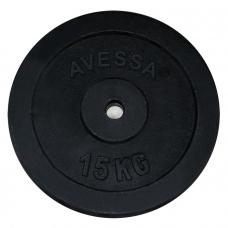 Avessa Siyah Plaka 15 Kg
