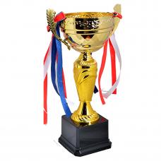 Avessa Kupa Siyah Zemin 34 cm