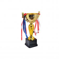 Avessa Kupa Siyah Zemin 25 cm