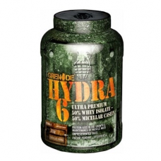 Grenade Hydra 6 Ultra Premium Whey Protein Isolate 1816 Gr