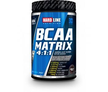 Hardline BCAA Matrix 630 Gr