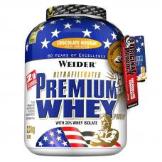 Weider Ultrafiltrated Premium Whey Protein Tozu 2300 Gr