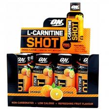 Optimum Nutrition L-Carnitine Shot 60 ML 12 Adet