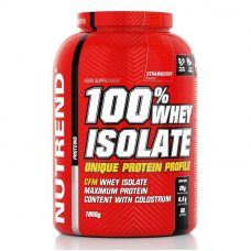 Nutrend Whey Isolate Protein 1800 Gr