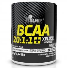 Olimp BCAA 20:1:1 XPLODE Powder 200 Gr