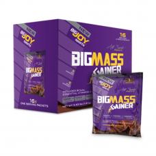 BigJoy Sports BigMass Gainer 1600 Gr 16 Paket
