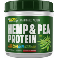 BigJoy Hemp & Pea Protein 528 Gr